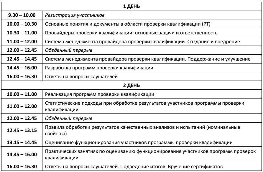 Программа ППК